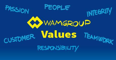Página Principal Wamgroup